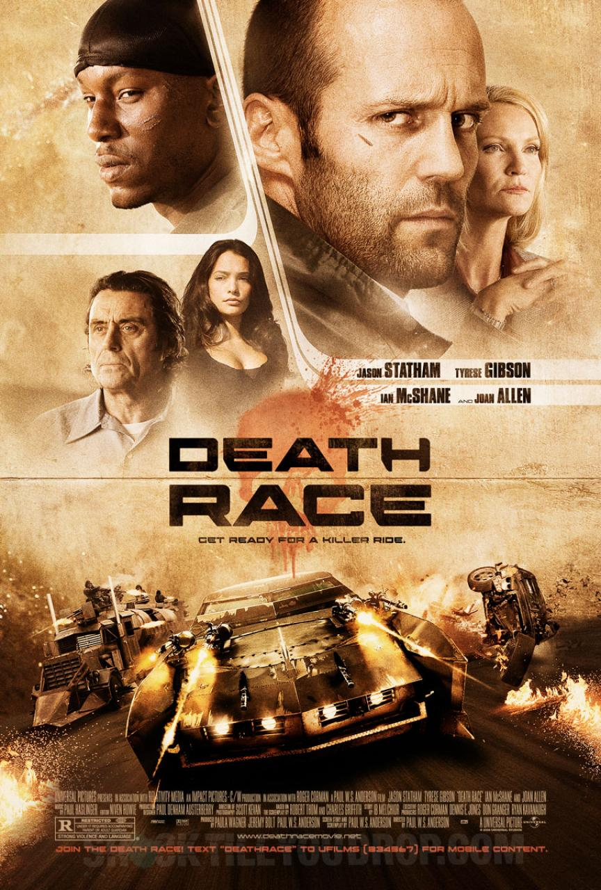 Death race – the prequel!?!? what the hell!