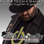 New Geek Actually Cover Art