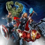 The Avengers Promotional poster