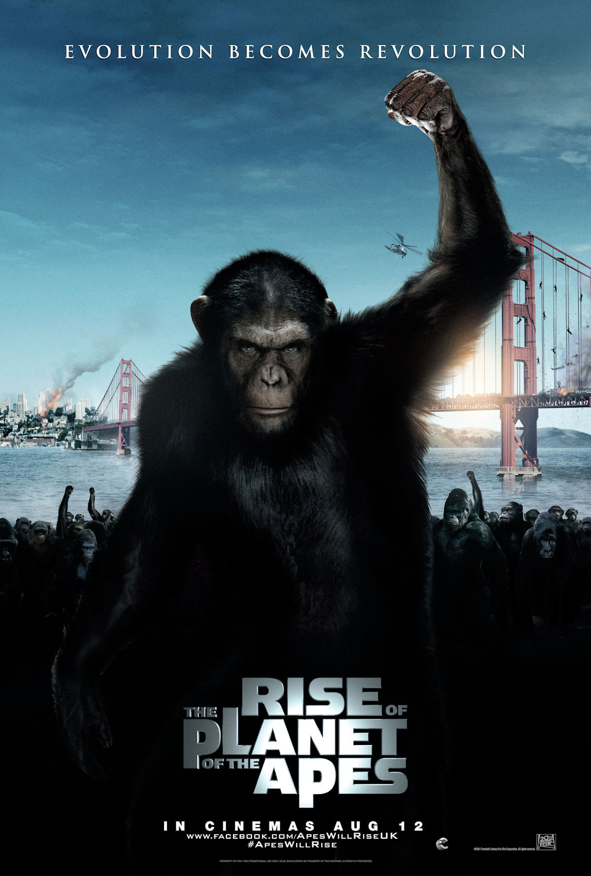 Rise Planet Of Apes
