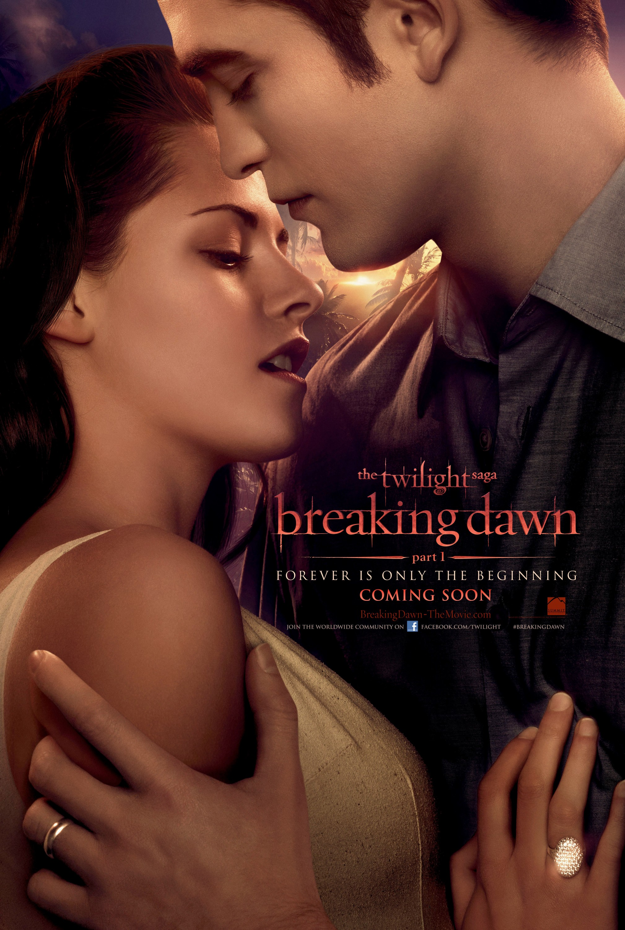 twilight breaking dawn At last, bella (kristen stewart) and edward (robert pattinson) are getting married when jacob (taylor lautner) finds out that bella wants to spend her honeymoon as a human, he is horrified -- for.