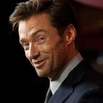 Hugh Jackman on the Red Carpet for the Real Steel Premiere. Photo by Richard Gray of The Reel Bits